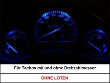 LED Tachobeleuchtung Opel Corsa B - Tigra - Combo B (blau, rot, grün, weiß)