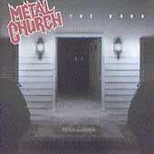 METAL CHURCH - The Dark (CD 1986)