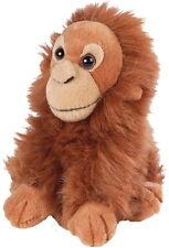 "Orangutan 5"" Bean Bag Itsy Bitsy Animal by Wild Republic #79977 Real cutie pie"
