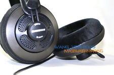 Velour Velvet Ear Pads Cushion For SAMSON SR950 SR850 Pro Studio Headphones