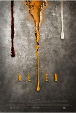 Alien film Aliens Covenant Poster print T445