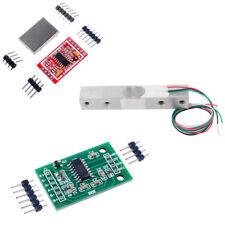 1/4/10Pcs 1/2/3/5/10/20KG Weight Sensor HX711 AD Weighing Module Metal Shied