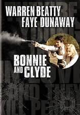 Bonnie and Clyde (DVD, 2010) Warren Beatty, Faye Dunaway
