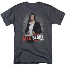 CRIMINAL MINDS ALEX BLAKE T-Shirt Men's Short Sleeve
