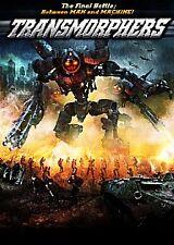 Transmorphers (DVD, 2007)