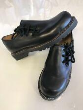 Kidstracht Trachtenschuhe Kinder- Schuh Haferlschuh schwarz 20 - 39 z Lederhose