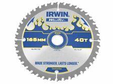 IRWIN - Weldtec Cordless Circular Saw Blade 165 x 20mm x 40T ATB C