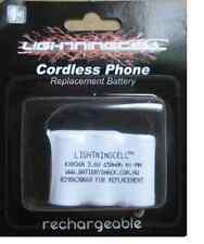 UNIDEN+PANASONIC KXA36A CORDLESS PHONE BATTERY CTA885 FOR PHONES
