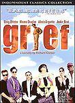NEW DVD Grief~Richard Glatzer,Ian Abercrombie, Alexis Arquette, Paul Bartel, Cra