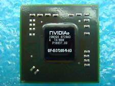 2PCS nVidia Geforce GF-Go7200-N-A3 Graphics Chipset  AR