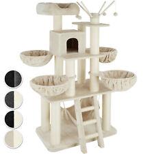 Arbre à chat chaton griffoir design original grand jouet grattoir haut 1 cabane