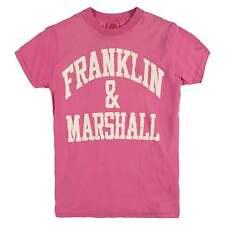 Franklin & Marshall Vintage Camiseta con el logotipo impreso