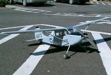 1/8 Scale Cessna L-19  Bird Dog Plans,Templates, Instructions
