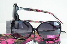 women Pink Camouflage full frame Sunglasses  56308