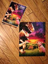 BABE vtg jigsaw-puzzle Australian pig sheepdog 1996 100