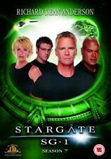 Stargate S.G. 1 - Series 7 - Complete (DVD, 2005)