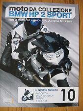FASCICULE 10 MOTO  BMW  HP2 SPORT
