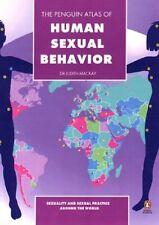 JUDITH MACKAY - Atlas of Human Sexual Behavior, The Penguin (Reference)