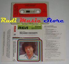 MC RICCARDO COCCIANTE Ancora insieme ITALY RCA CK70191 LINEATRE*no cd lp dvd vhs