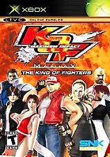 King of Fighters: Maximium Impact Maniax - Xbox