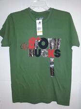 NWT SLOWBUCKS OLIVE GREEN SNAKESKIN RED T SHIRT Size S M L XL XXL 2XL XXXL 3XL