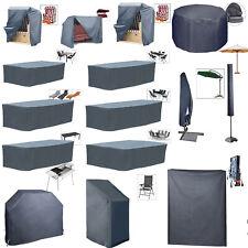 Ampelschirm bis 300 cm Schwarz Hochwertige DKB Abdeckhaube für Sonnenschim