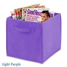 26cm Fold-able Storage Box Cube shelving unit Organizer AU Stock Toy 04
