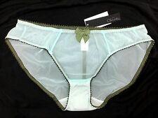 Claudette Brassiere Dessous Bikini Panty Briefs Lingerie Panties Seafoam Khaki