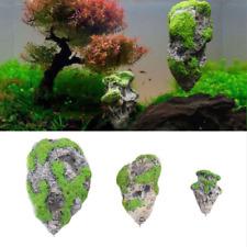 Floating Rocks Suspended Stone Aquarium Fish Tank Underwater Decor Landscaping