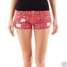 Vanilla Star Side-Crochet Shorts Juniors Sizes 0, 1 New Msrp $36.00