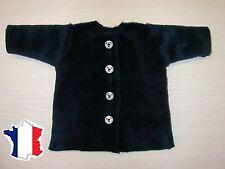 Manteau NEUF pour Bébé Corolle 30-36-42 cms Ref.marine