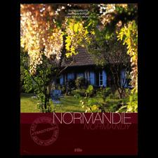 Beau livre -Normandie Edition Bilingue Français-Anglais