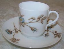 Vtg Delinieres & Co D&C Limoges Porcelain Cup & Saucer