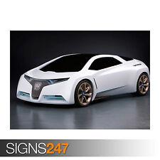 HONDA concetto (0822) auto POSTER-Foto foto poster Arte Stampa A0 A1 A2 A3 A4