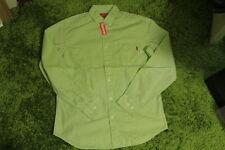 Supreme S/S 2012 Lightweight Oxford Shirt Green Small Size Box Logo