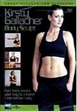 Body Sculpt With Kirsty Gallacher (DVD, 2005)
