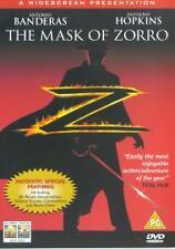 The Mask Of Zorro (DVD 1999)
