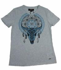 Colorado Denim girls Isabe T-Shirt m Traumfänger illusion melange