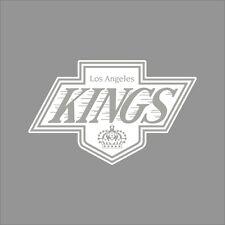 Los Angeles Kings #2 NHL Team Logo 1Color Vinyl Decal Sticker Car Window Wall