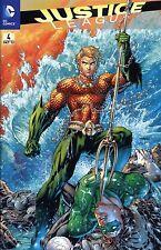 Justice League (2012) #4 revendeur des produits-variant le nouveau DC-univers Aquaman/JLA