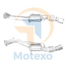Catalytic Converter BMW 520d 2.0D Touring (E60/E60N; N47) 3/07-06/10 (DPF)