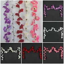 1,75 m Orchidee Blumenranke Kunstblume Girlande Hochzeit Blumen Dekoration K030