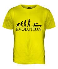FLYAK EVOLUTION MENS T-SHIRT TEE TOP GIFTKAYAK BEGINNERS
