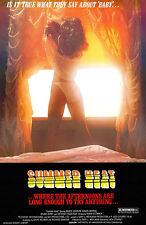 Summer Heat - 1982 - Movie Poster