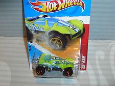 2012 ''THRILL RACERS''  #208 = DA` KAR  = GREEN