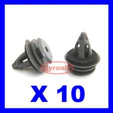 RANGE ROVER SPORT DOOR PANEL / CARD TRIM CLIPS X10 L322