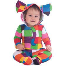 bébé Elmer éléphant déguisement patchwork journée du Livre déguisements 3-18