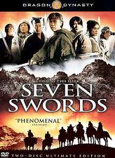 Seven Swords Leon Lai, Donnie Yen, Honglei Sun, Charlie Yeung, Yi Lu, So-yeon K
