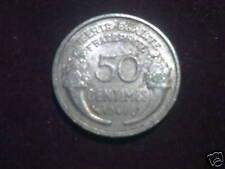 50 CENTIMES MORLON 1941