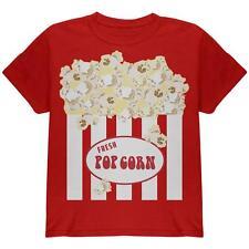 Halloween Popcorn Costume Youth T Shirt